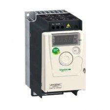 0,55 кВт, 240 В 1 фаза, Преобразователь частоты ATV12