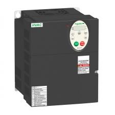 11 кВт, 380-480 В 3 фазы, Преобразователь частоты ATV212