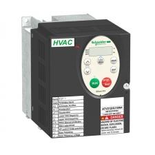 1,5 кВт, 380-480 В 3 фазы, Преобразователь частоты ATV212