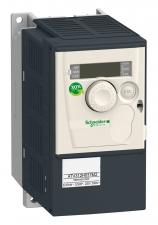 0,37 кВт, 240 В 1 фаза, Преобразователь частоты ATV312