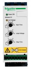 6A 3 кВт 400В 3 фазное Устройство плавного пуска и торможения ATSU01