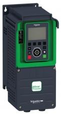 0,75 кВт, 380-480 В 3 фазное, Преобразователь частоты ATV630