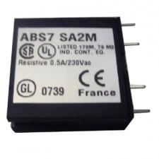 Втычное полупроводниковое реле AC 24-240В/0,5А 10мм