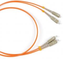 Шнур оптический соединительный ШО-2MM/62.5 -3.0-SC/PC-SC/PC-02.0  2 метра